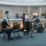 Jazz/Swing Band at EUSAR wet poster session